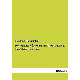 Systematische Ubersicht Der Tiere Brasiliens by Burmeister & Hermann