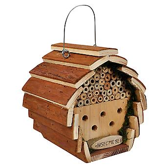 Natures Market HOTEL2 Wood Wooden Insect House Home Hotel Garden Bug Bee Ladybird Nesting Box
