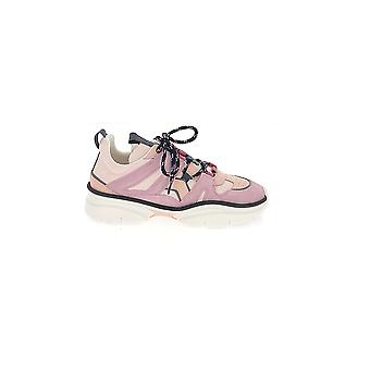 Isabel Marant Pink Synthetic Fibers Sneakers