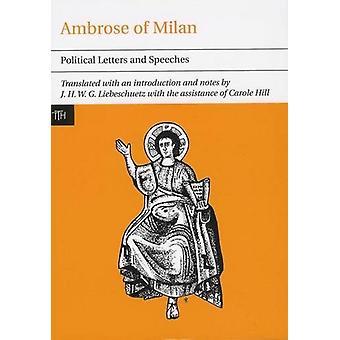 Ambroise de Milan - lettres politiques et discours par Ambroise de Milan-