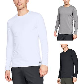 Under Armour Mens 2019 montato CG Crew T-Shirt