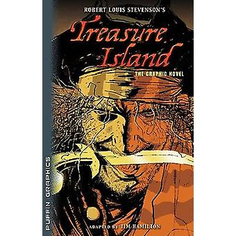 Puffin Graphics - Treasure Isla by Hamilton Tim - 9780142404706 Book