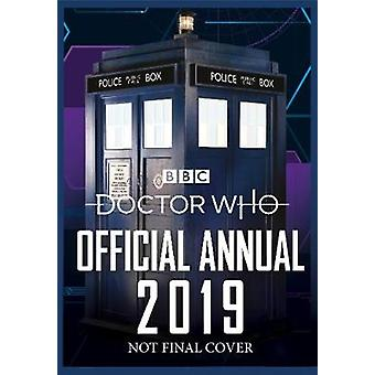 Doctor Who - Official Annual 2019 by Doctor Who - Official Annual 2019