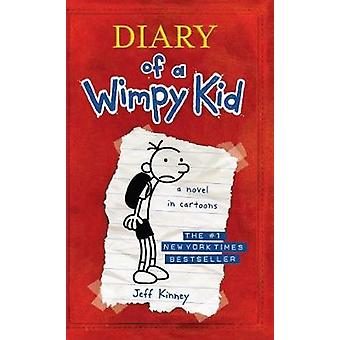 Diary of a Wimpy Kid by Jeff Kinney - 9781410498779 Book