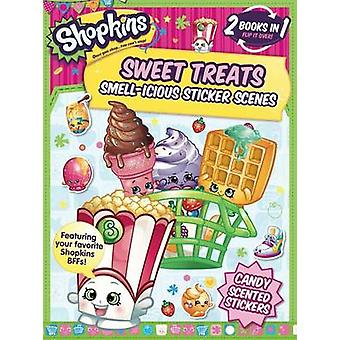 Shopkins Sweet Treats/Cheeky Chocolate (Sticker and Activity Book) by