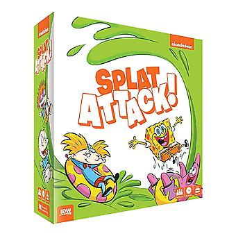 Splat Attack bordspel