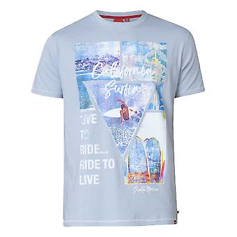 Duke California Surfin Print T Shirt