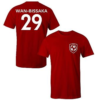 Aaron Wan-Bissaka 29 Manchester United Style Player T-Shirt