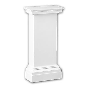 Half column pedestal Profhome 118001
