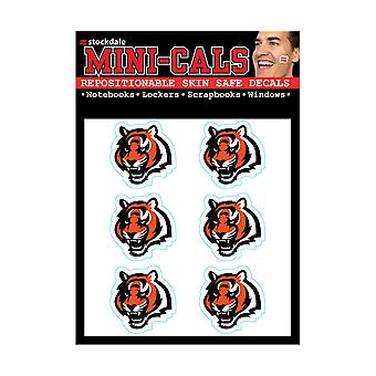 Wincraft 6 Erface Sticker 3cm - NFL Cincinnati Bengals