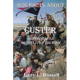 1876 feiten over Custer en de slag bij de kleine grote hoorn