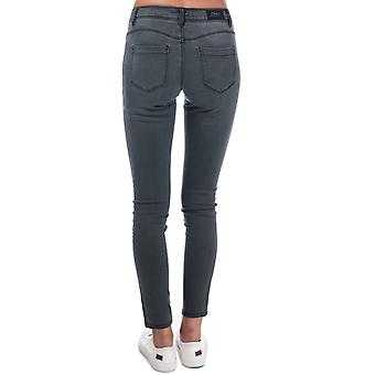 Womens Only Ultimate King Skinny Jeans in grey.