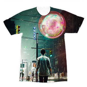 Tout d'un coup prime sublimation t-shirt adulte