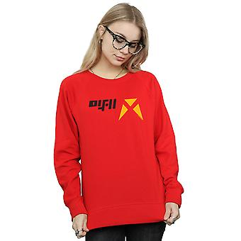 Star Wars The Rise Of Skywalker Sith Trooper Military Sign Sweatshirt Women's
