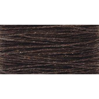 Waxed Thread 25 Yards Brown Bth25 02