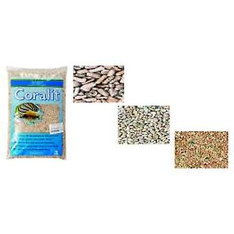 Hobby Coralit (Coral Coarse Sand) 3Kg. (Fish , Decoration , Gravel, Sand & More)