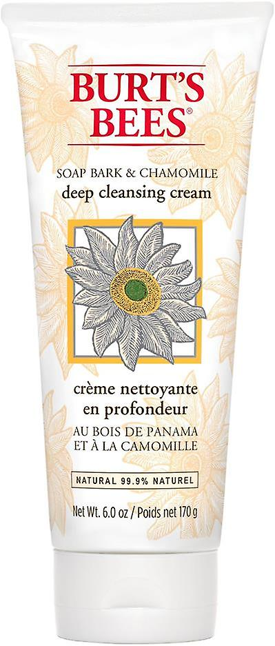 Burts Bees Soap Bark & ??Kamille Deep Cleansing Creme