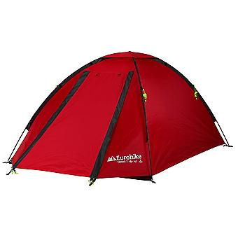 New Eurohike Tamar 2 Man Tent Red