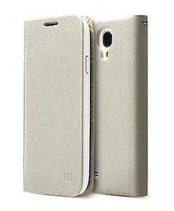 Walnutt by Zenus E booth diary for Samsung Galaxy S4 i9500 beige
