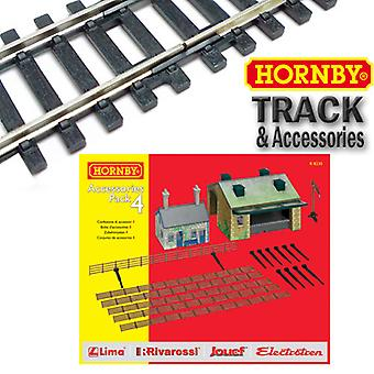 Hornby R8230 - Building Accessories Pack 4