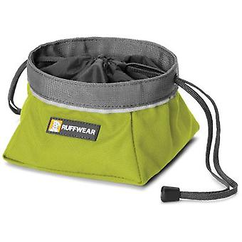 Ruffwear Quencher Cinch Top Forest Green (Dogs , Bowls, Feeders & Water Dispensers)