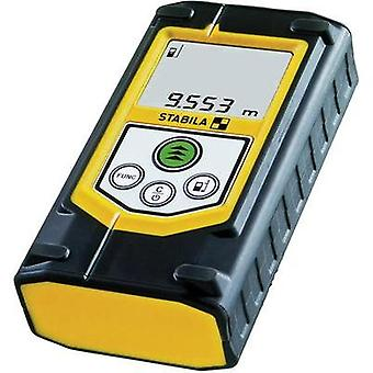 Stabila LD320 Laser range finder Reading range (max.) 40 m Calibrated to: Manufacturer standards