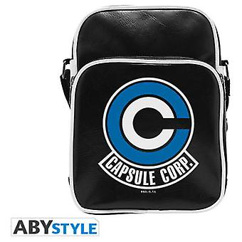 Abysse Dragon Ball Messenger Bag Cap Corp Vinyl Small Size Hook