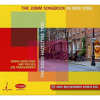 David Hazeltine - Jobim Songbook in New York [SACD] USA import