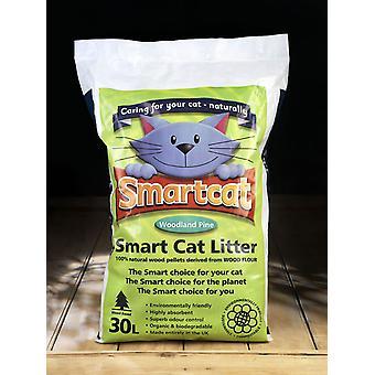 Smart kat træ baseret kuld 30 liter
