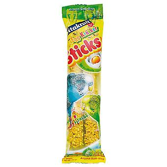 Vitakraft Budgie Krõcker Egg-grass Seeds 2 Pack (Pack of 7)