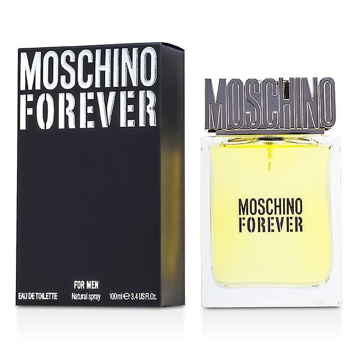 Moschino Forever Eau De Toilette Spray 100ml/3,3 oz