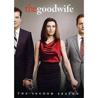 Good Wife - Good Wife: die zweite Staffel [DVD] USA Import