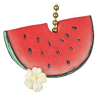 Semillas de sandía jugosa melón porche ventilador extracción suave