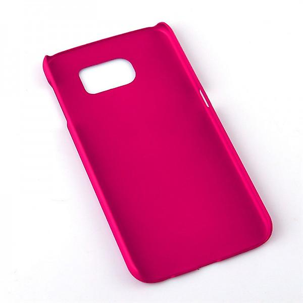 Hard Case Rubber Pink Case for Samsung Galaxy S6 G920 G920F