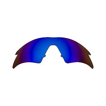 Best SEEK Polarized Replacement Lenses for Oakley M FRAME SWEEP Blue Mirror