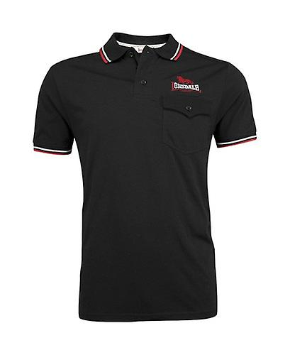 Lonsdale mens polo shirt Lynton