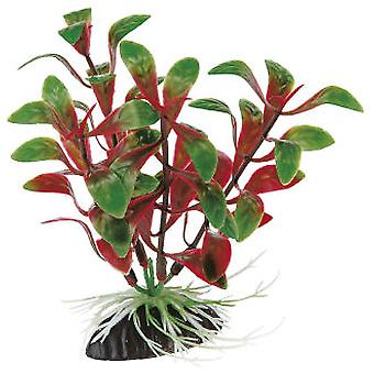 Ferplast 9058 Blue Plastic plant 4 '' (Fish , Decoration , Artificitial Plants)