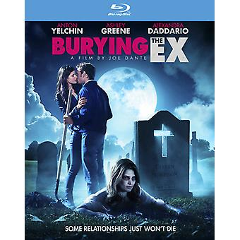 Enterrer l'Ex importation USA (Bby) [Blu-ray]