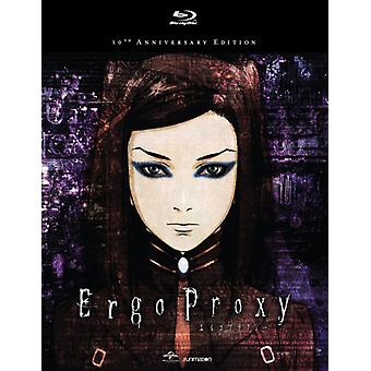 Ergo Proxy: Complete Series [Blu-ray] USA import