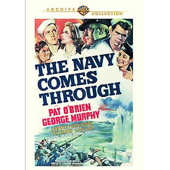 Navy Comes Through [DVD] USA import