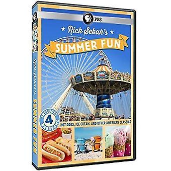 Rick Sebak's Summer Fun [DVD] USA import