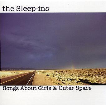Søvn-Ins - sange om piger & ydre rum [CD] USA import
