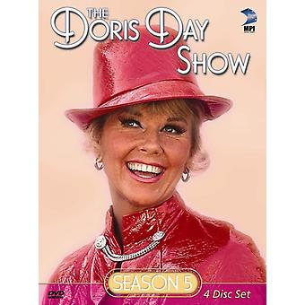 The Doris Day Show: Season 5 [4 Discs] [DVD] USA import