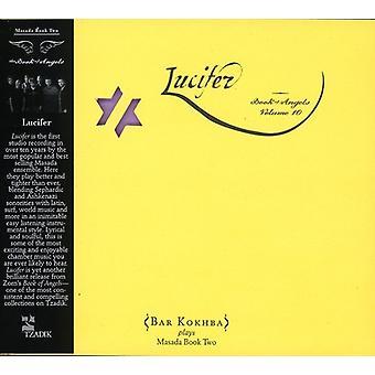 Zorn, John Bar Kokhba Sextet - Zorn, John Bar Kokhba Sextet: Vol. 10-Lucifer: The Book of Angels [CD] USA import
