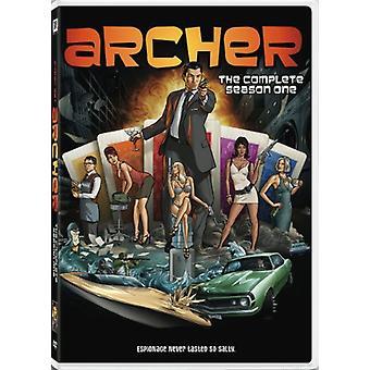 Archer - Archer: Staffel 1 [DVD] USA importieren