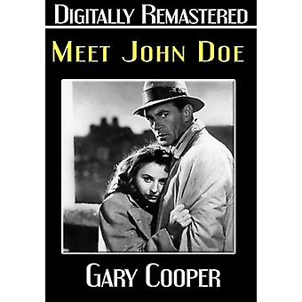 Meet John Doe [DVD] USA import