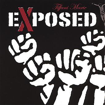 Tiffani Marie - eksponerede [CD] USA import