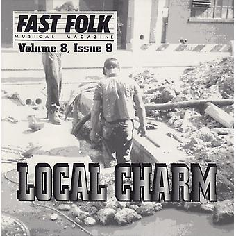 Fast Folk Musical Magazine - Vol. 8-Fast Folk Musical Magazine (9) Local Ch [CD] USA import