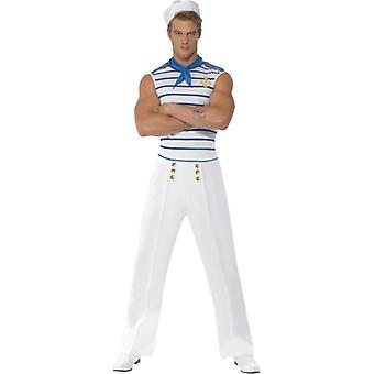 Sailor sailor costume gay CSD stripper costume