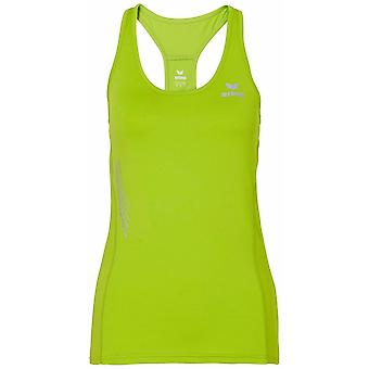 Erima women running Singlet green - 828515